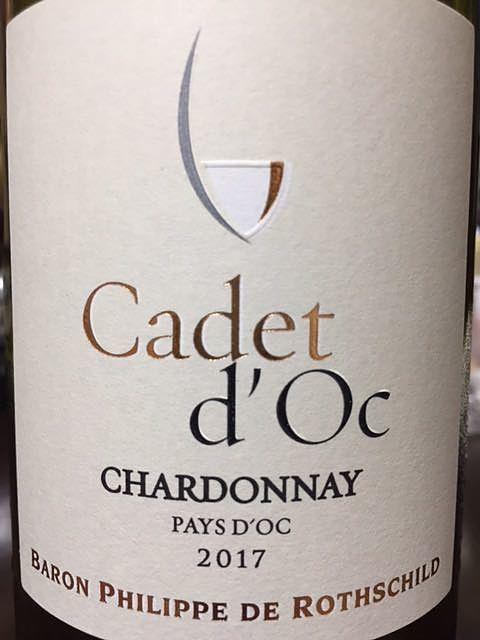 Cadet d'Oc Chardonnay