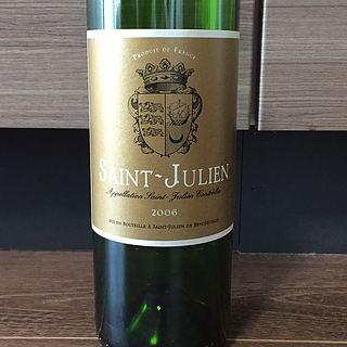 Saint Julien Rouge (Ch. Lagrange)