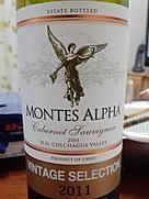 モンテス・アルファ カベルネ・ソーヴィニヨン ヴィンテージ・セレクション(2011)