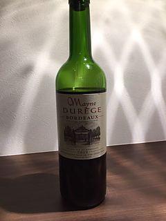 Ch. Mayne Durege Bordeaux Rouge