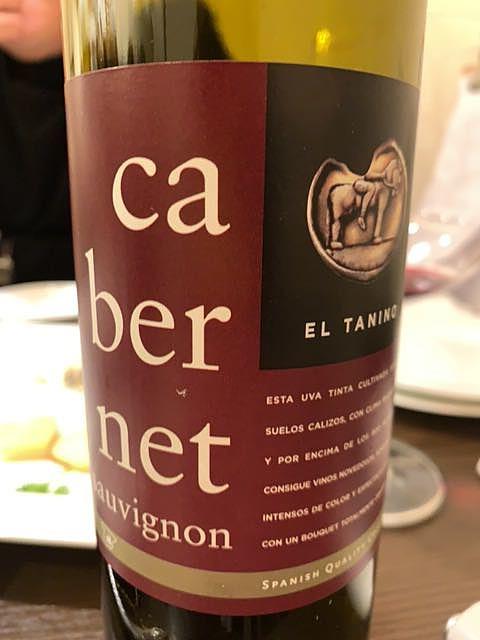 El Tanino Cabernet Sauvignon