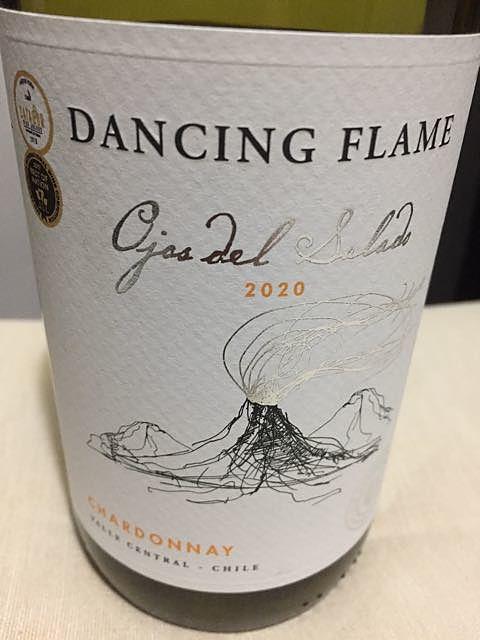 Dancing Flame Chardonnay(ダンシング・フレイム シャルドネ)