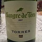 トーレス サングレ・デ・トロ ブランコ(2017)