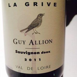 Guy Allion Sauvignon Doux La Grive