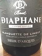 Sieur d'Arques Diaphane Grande Cuvée Blanquette de Limoux Brut