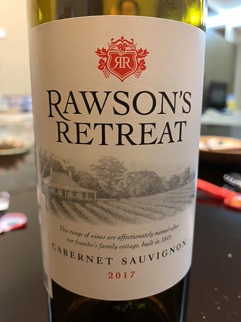 Penfolds Rawson's Retreat Cabernet Sauvignon(ペンフォールズ ローソンズ・リトリート カベルネ・ソーヴィニヨン)