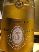 ルイ・ロデレール クリスタル ブリュット(2009)