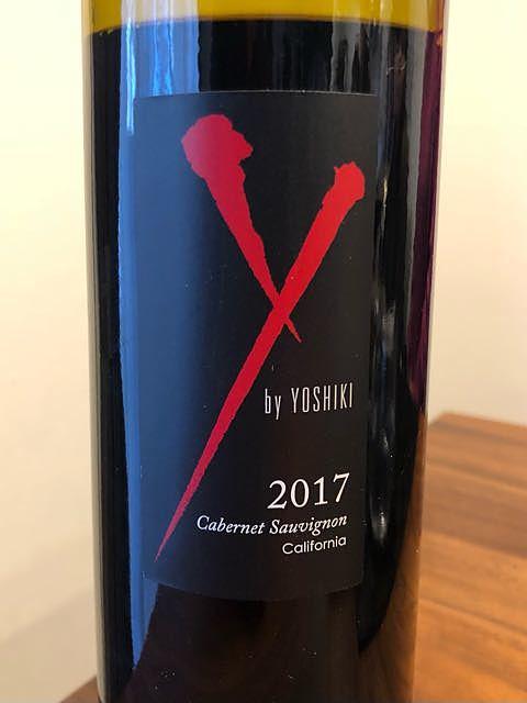 Y by Yoshiki California Cabernet Sauvignon(ワイ・バイ・ヨシキ カリフォルニア カベルネ・ソーヴィニヨン)