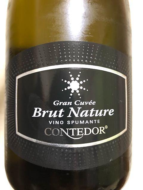 Contedor Gran Cuvée Brut Nature(コンテドール グラン・キュヴェ ブリュット・ナチュール)