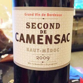 Second de Camensac