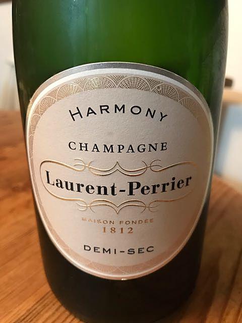 Laurent Perrier Harmony Demi Sec(ローラン・ペリエ ハーモニー ドゥミ・セック)