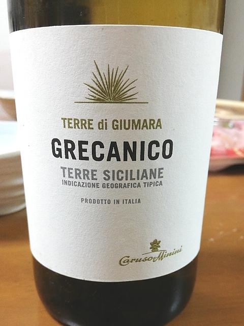 Caruso & Minini Terre di Giumara Grecanico