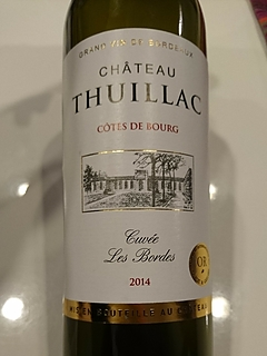 Ch. Thuillac Cuvée Les Bordes(シャトー・チュラック キュヴェ・レ・ボルデス)