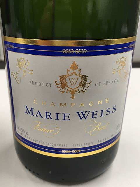 Marie Weiss Brut(マリー・ワイス ブリュット)
