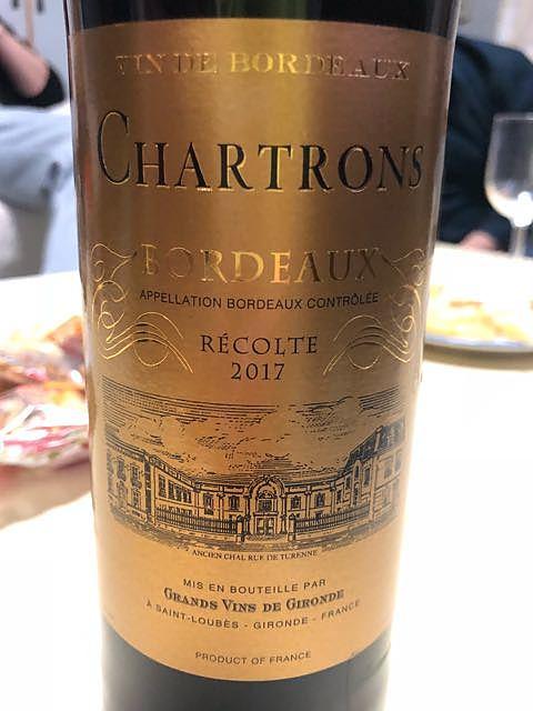 Chartrons Bordeaux Rouge