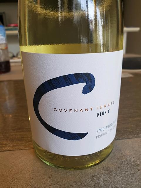 Covenant Israel Blue C Viognier(カヴァネント ブルーC ヴィオニエ)