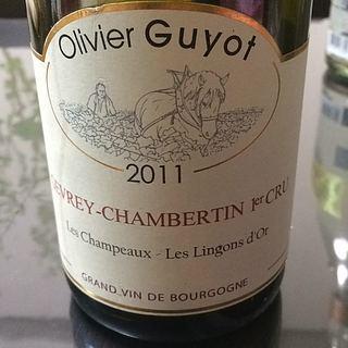 Olivier Guyot Gevrey Chambertin 1er Cru Les Champeaux