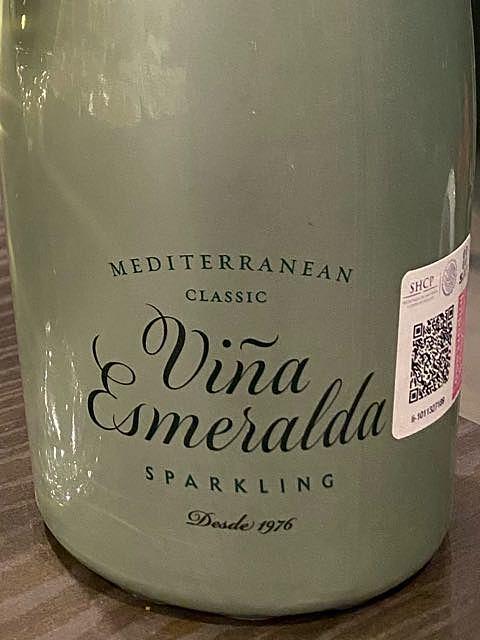Torres Viña Esmeralda Sparkling(トーレス ヴィーニャ・エスメラルダ スパークリング)