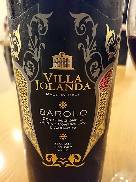 Villa Jolanda Barolo