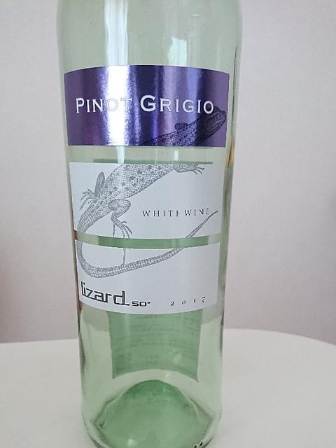 Lizard Pinot Grigio