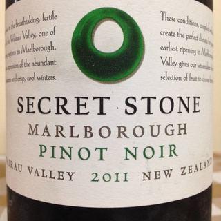 Secret Stone Pinot Noir