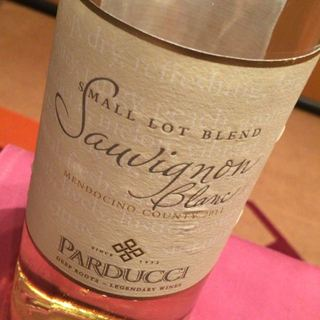 Parducci Small Lot Sauvignon Blanc