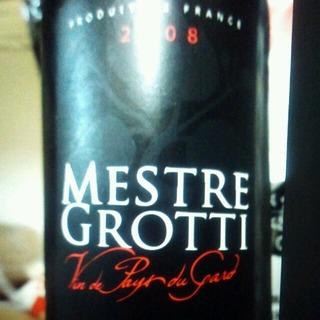 Mestre Grotti Rouge