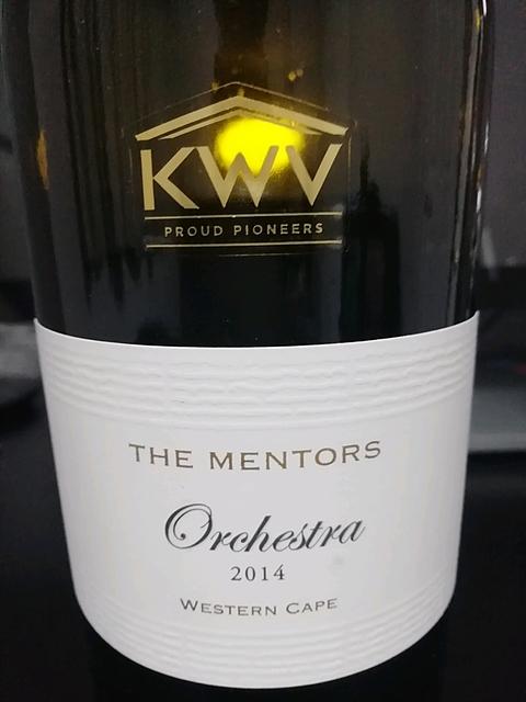KWV The Mentors Orchestra 2014(ケイ・ダブリュー・ヴィ ザ・メントーズ オーケストラ)