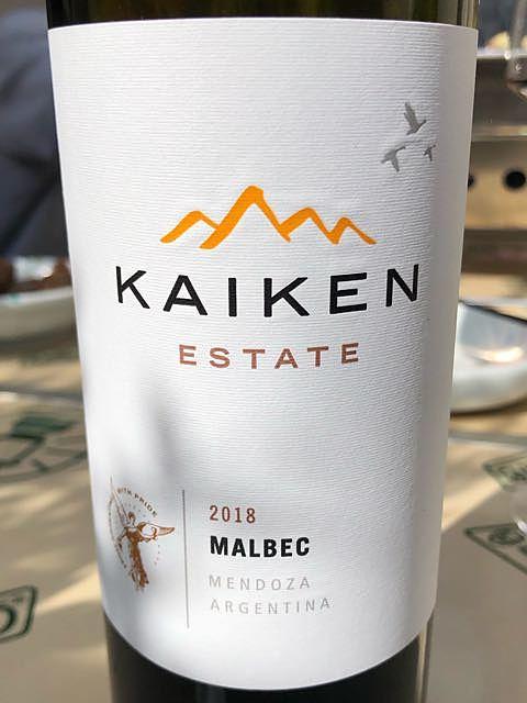 Kaiken Malbec(カイケン マルベック)