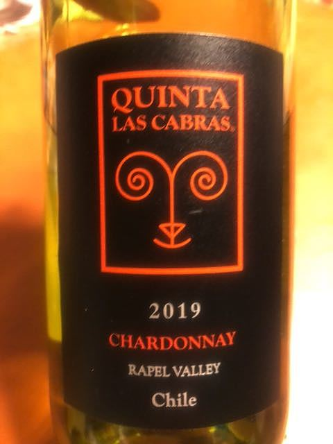 Quinta Las Cabras Chardonnay(キンタ・ラス・カブラス シャルドネ)