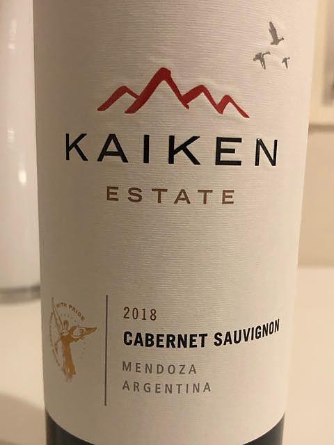 Kaiken Cabernet Sauvignon(カイケン カベルネ・ソーヴィニヨン)
