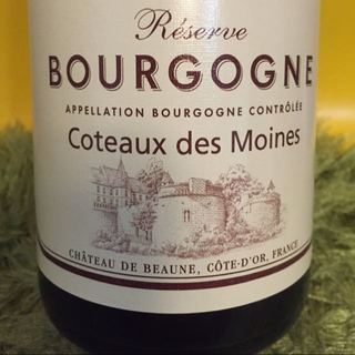 Bouchard Père & Fils Bourgogne Coteaux des Moines Rèserve Rouge