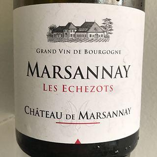 Ch. de Marsannay Marsannay Les Echezots(シャトー・ド・マルサネ マルサネ レ・ゼシェゾー)