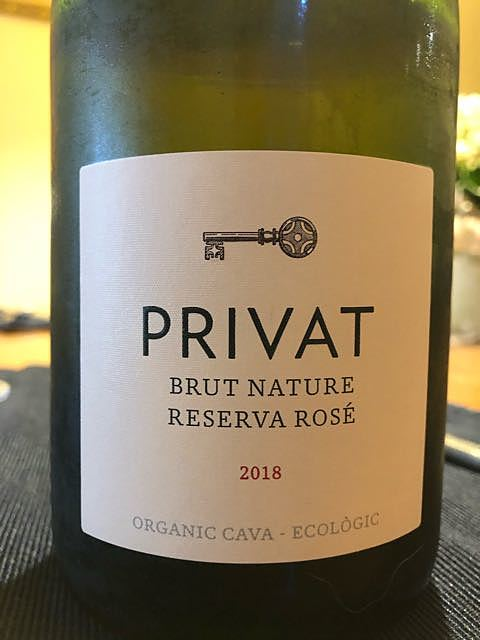 AA Privat Brut Nature Reserva Rosé(アルタ・アレーリャ プリヴァット ブリュット・ナチュール レゼルヴァ ロゼ)