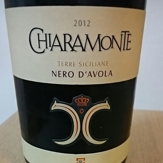 Firriato Chiaramonte Nero d'Avola(フィリアート キャラモンテ ネーロ・ターヴォラ)