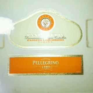 Pellegrino Passito di Pantelleria Liquoroso