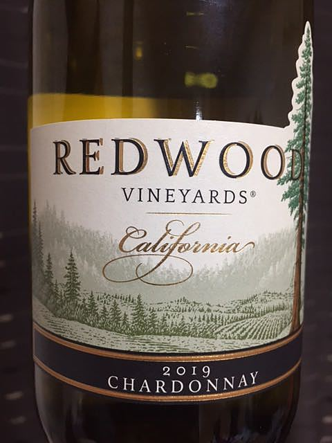 Redwood Vineyards Chardonnay(レッドウッド・ヴィンヤーズ シャルドネ)