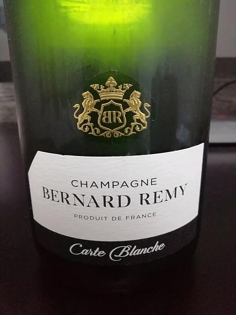 Bernard Remy Carte Blanche Brut