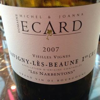 Dom. Ecard Savigny lès Beaune 1er Cru Les Narbentons Vieilles Vignes