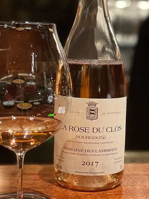 Dom. des Lambrays La Rose du Clos Bourgogne Rosé(ドメーヌ・デ・ランブレイ ラ・ローズ・デュ・クロ)