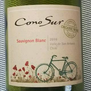 Cono Sur Organic Sauvignon Blanc(コノ・スル オーガニック ソーヴィニヨン・ブラン)