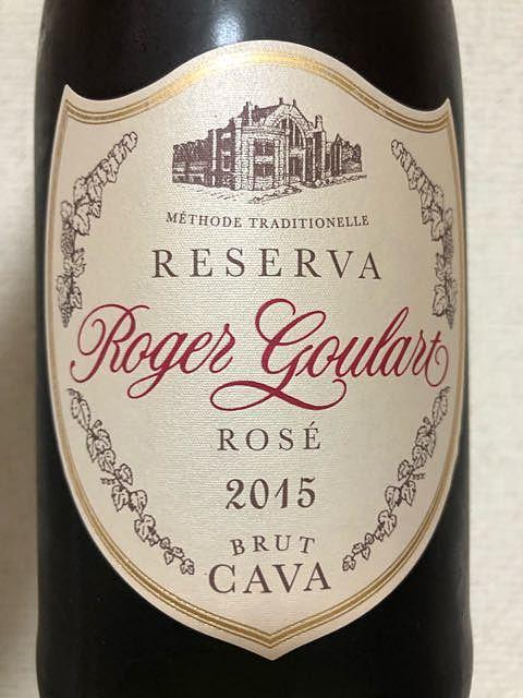 Roger Goulart Rosé Brut Reserva IBJ