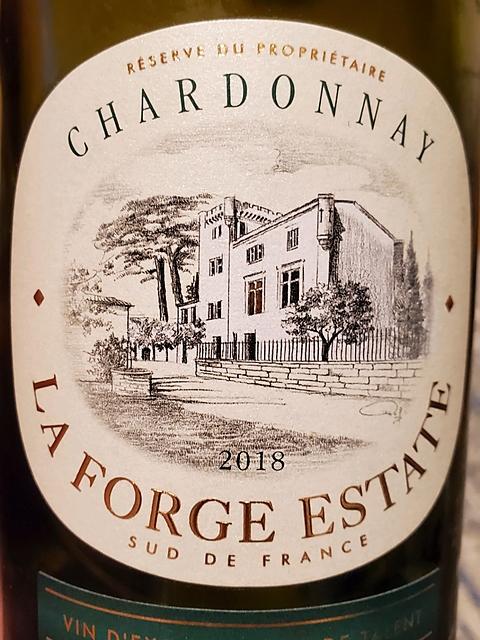 La Forge Estate (Ile La Forge) Chardonnay