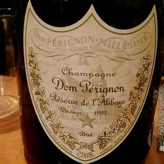 Dom Pérignon Réserve de l'Abbaye Vintage
