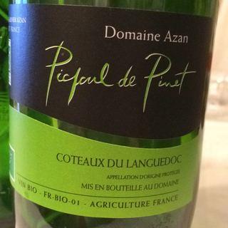 Dom. Azan Picpoul de Pinet