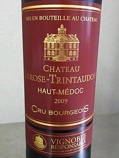 Ch. Larose Trintaudon(シャトー・ラローズ・トラントドン)