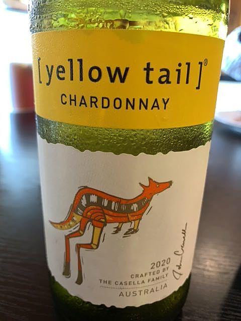 Yellow Tail Chardonnay(イエロー・テイル シャルドネ)