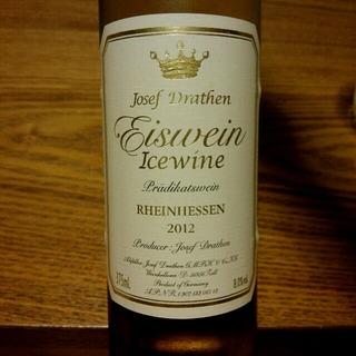 Josef Drathen Eiswein