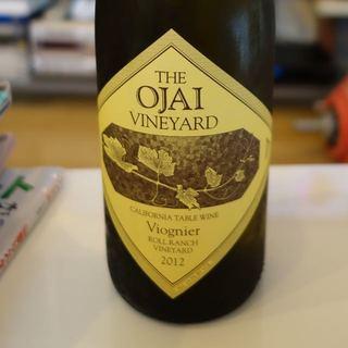 The Ojai Vineyard Viognier Roll Ranch Vineyard