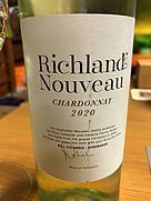 リッチランド ヌーボー シャルドネ(2020)